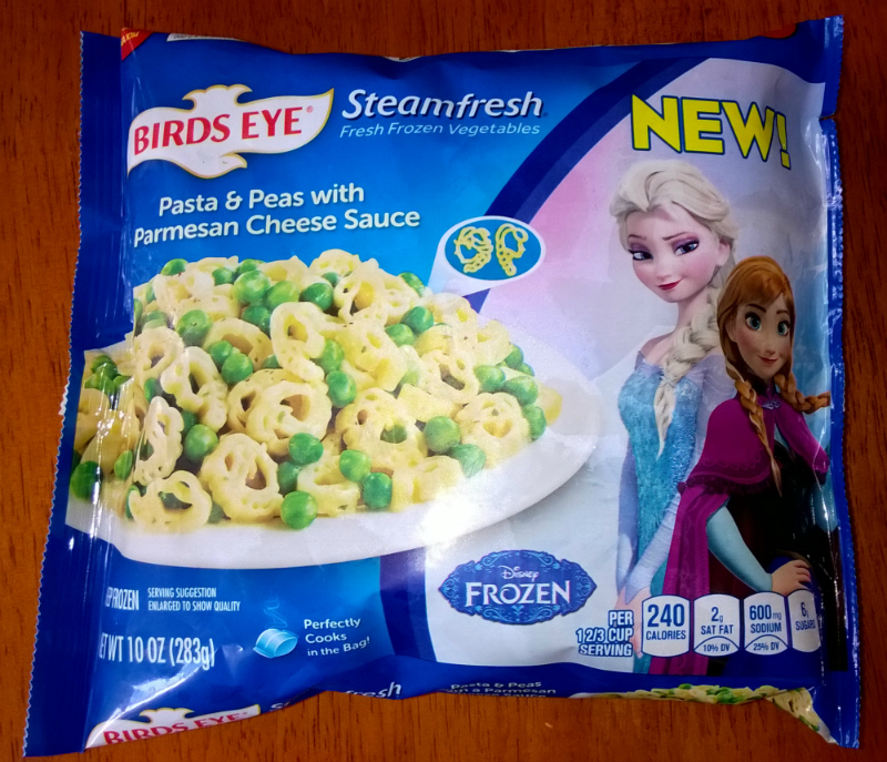 Bird's Eye Brings Disney, Veggies & Pasta Together