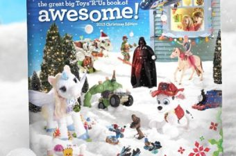 "Get Interactive with The Great Big Toys""R""Us Book of Awesome"