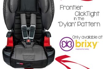 Britax Frontier - Dylan Color Swatch