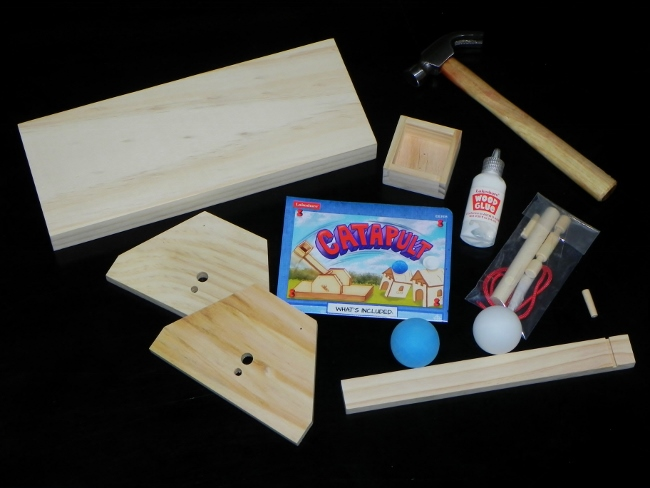 Lakeshore Learning - Look What I Made! Engineering Kits, Catapult