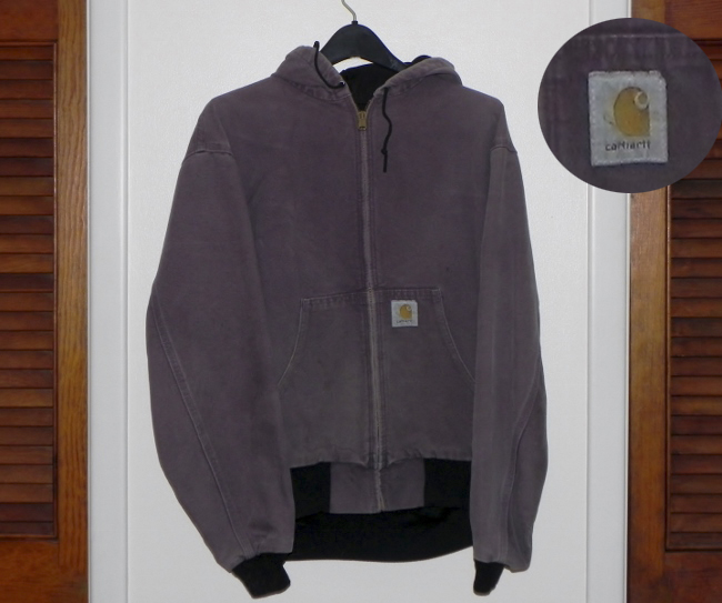 Old Carhartt Jacket