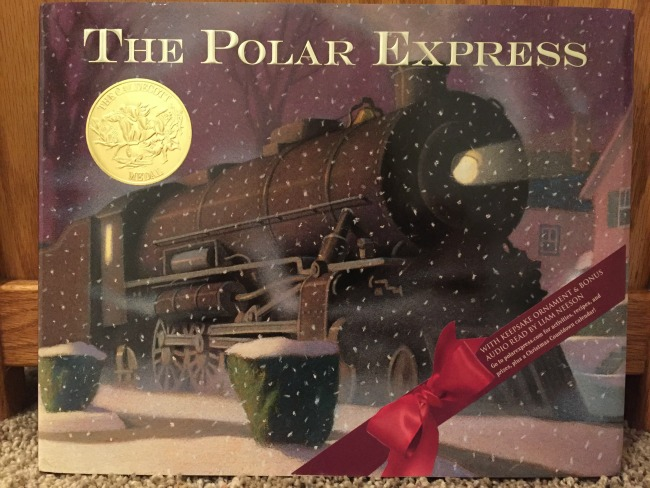 Celebrate Thirty Years Of The Polar Express Book Eighty Mph Mom