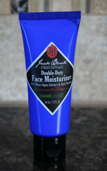 Jack Black Face Moisturizer