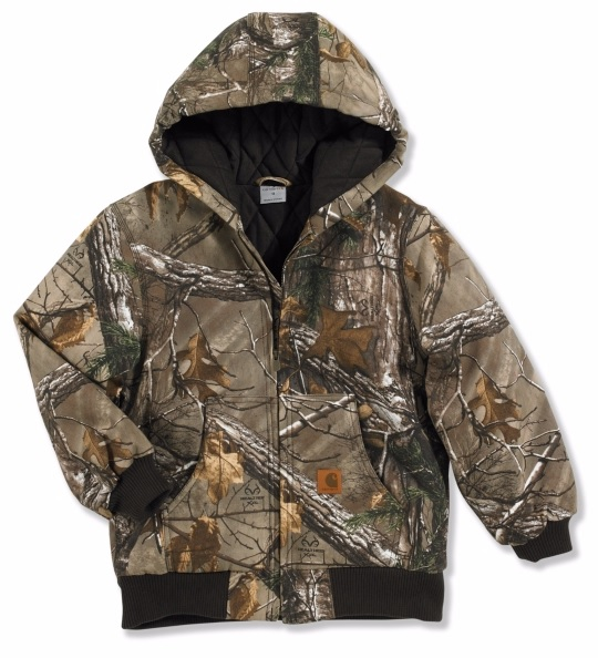 Carhartt Kids REALTREE XTRA® ACTIVE JAC