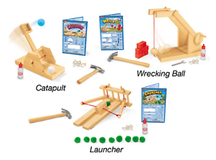 Lakeshore Learning - Look What I Made! Engineering Kits