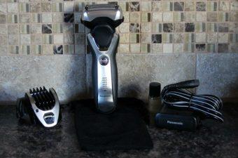 It's Movember – Keep that Panasonic Arc 3 Electric Shaver Handy!