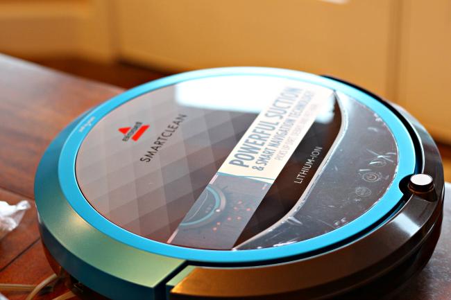 bissell smartclean robot vacuum lithium