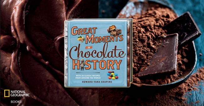national geographic american heritage chocolate