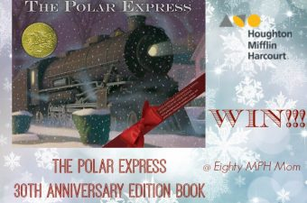 Celebrate Thirty Years of The Polar Express Book