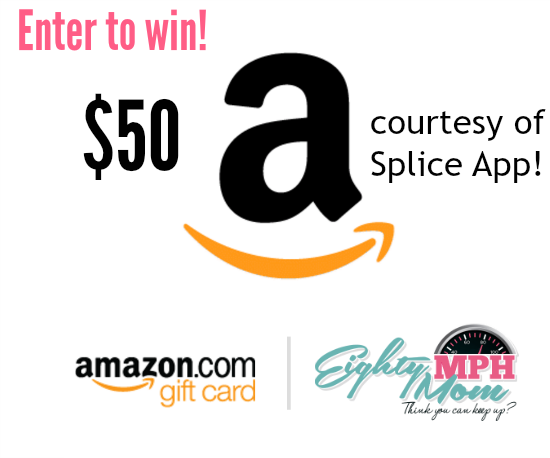 splice amazon gift code giveaway