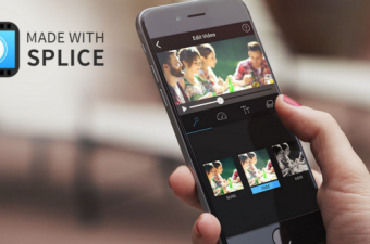 Splice App – the editing app to save family memories