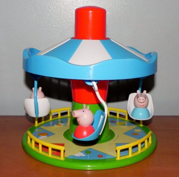 Peppa's Merry-Go-Round Game