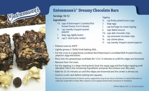 Entenmanns-Dreamy-Bars