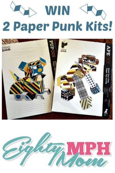 Paper Punk giveaway
