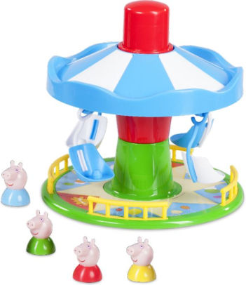 Peppa's Merry-Go-Round Game