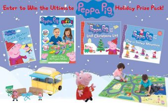Have a Very, Merry Peppa Pig Holiday – Review