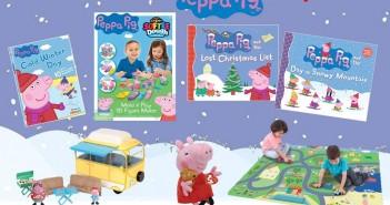 Peppa Pig Holiday Giveaway