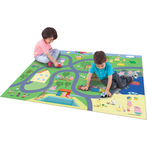 Peppa Pig Mega Playmat