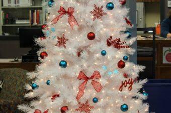 Treetopia's White Tree Mystery 2015
