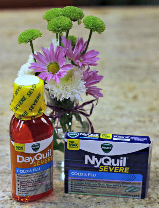 vicks dayquil-and-nyquil #nosickdays