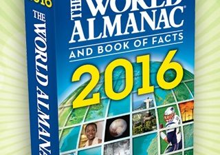 The World Almanac and Book of Facts 2016 is Now Available!