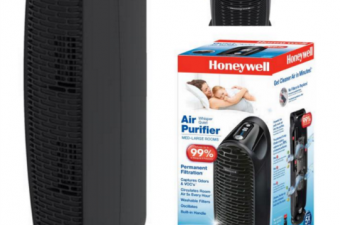 honeywell quiet air purifier