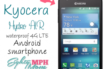Kyocera Hydro AIR 4G LTE Android Phone