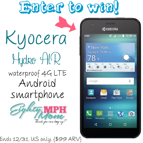 kyocera phone giveaway