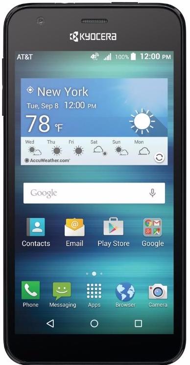 kyocera Hydro AIR smartphone