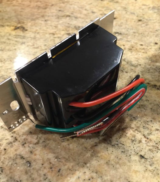 lutron dimmer wires