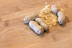 Jif peanut powder from peanuts