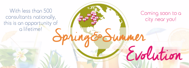 ClaudiaG Spring & Summer Evolution