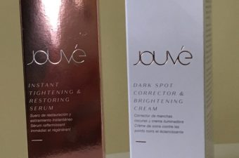 Jouvé by ARIIX Anti-Aging Skincare Review