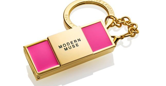 Modern Muse Solid Perfume Keychain