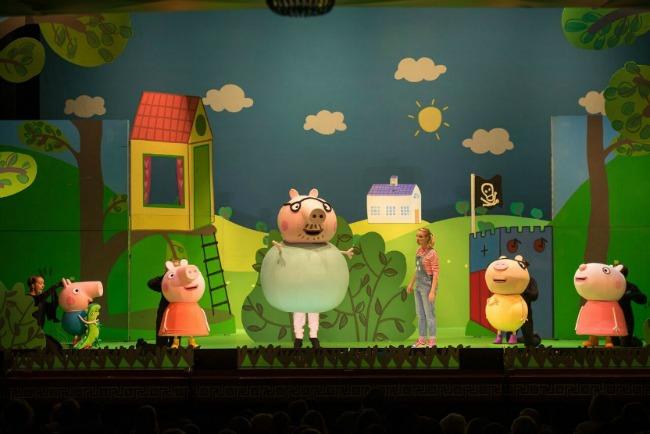 Peppa Pig's Big Splash! 1