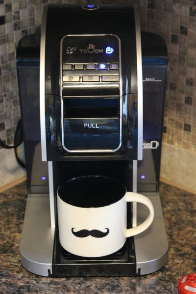Touch Brewer