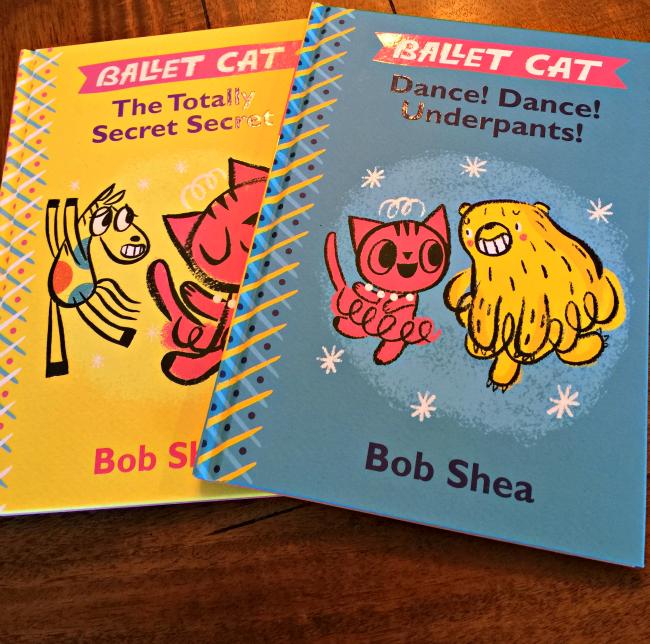 ballet cat books