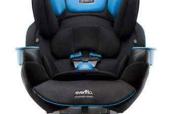Evenflo SafeMax All-in-One Car Seat, Great Trade In