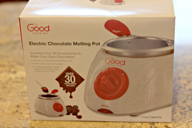good cooking chocolate melting pot