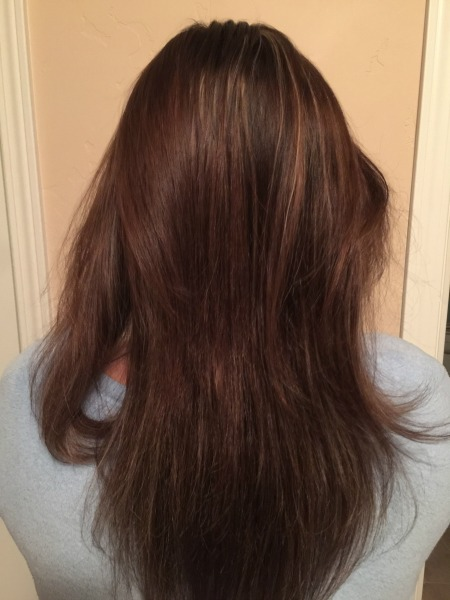 strivectin hair care after