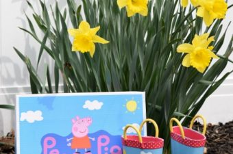 Splash into Springtime with Peppa Pig