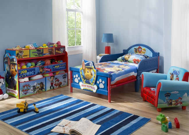 Delta Children PAW Patrol Room Example (650x464)