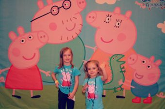 Peppa Pig's Big Splash is Great Fun for the Whole Family!!!