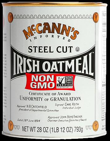 Non GMO Oatmeal