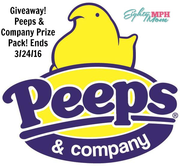 Peeps Giveaway Graphic