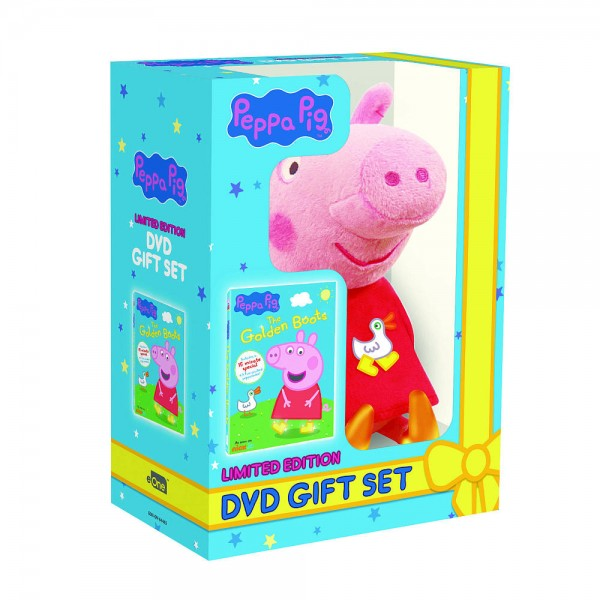 Peppa Pig Limited Edition DVD Gift Set