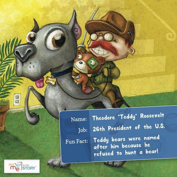 Teddy Rosevelt
