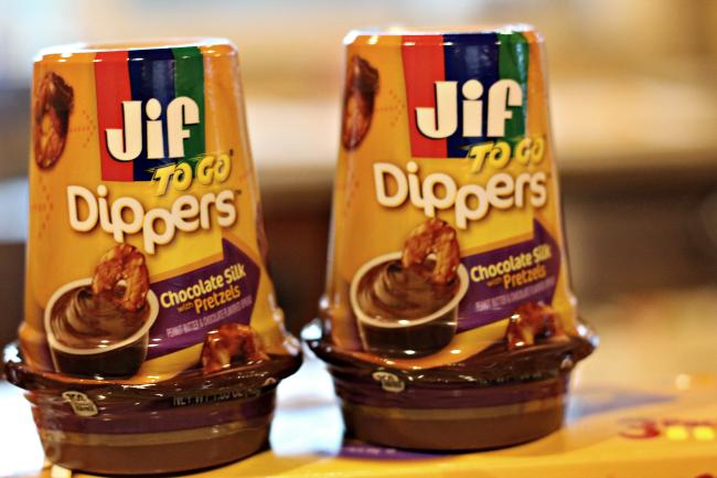 Jif To Go Chocolate Silk Nutrition