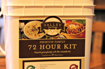 Valley Food Storage – are you prepared for an emergency?