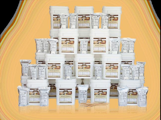 valley food storage emergency kits